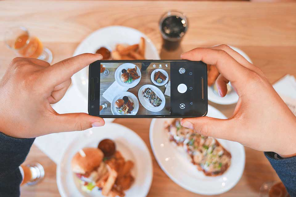 Fotografía marketing gastronómico